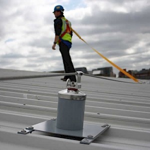 Fall Protection Solutions Across Multiple Industries And
