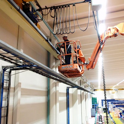 Industrial Rope Access projects in different countries ...