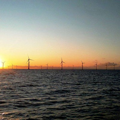 Nysted Offshore Wind Park, Baltic Sea, Denmark 2012 - Wind Turbine Services