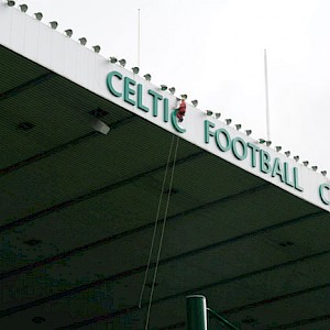 Equinox Carries out High Level Electrical Maintenance at Celtic Park