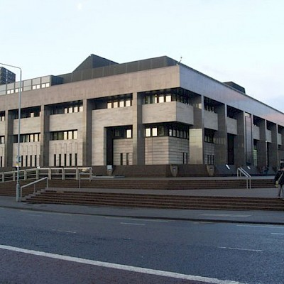 Glasgow Sheriff Court 2012 - Fall Protection