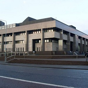 Equinox Installs Fall Protection at Glasgow Sheriff Court