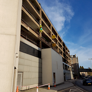 Equinox Carries Out Inspection of NCP Car Parks