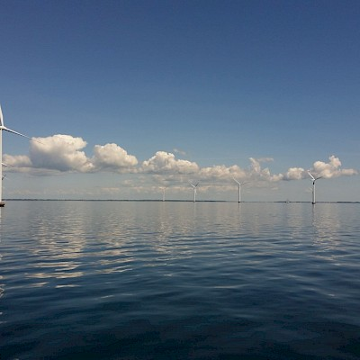 Nysted Offshore Wind Park, Baltic Sea, Denmark 2015 - Wind Turbine Services
