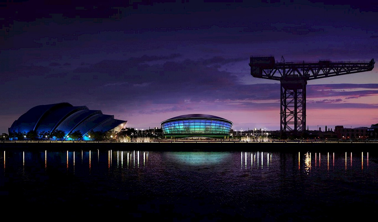 Equinox appointed working at height contractor for SECC Glasgow