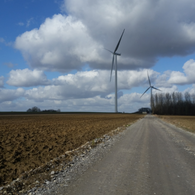 Remigny Wind Farm, France 2015 - Wind Turbine Services